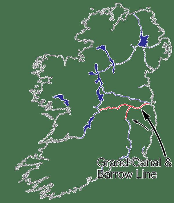 Grand Canal Karte